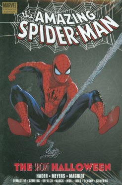 Spider-Man: The Short Halloween hardcover (2009)