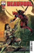 Deadpool (2018) 7 (Cover C Conan Variant)