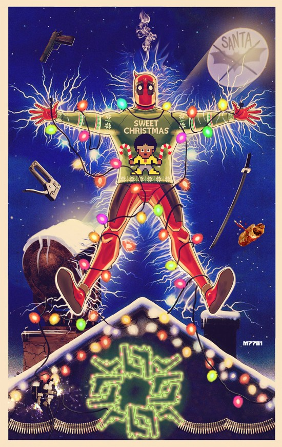 Deadpool's Christmas Vacation