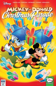 Mickey and Donald Christmas Parade (2018) 4