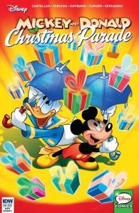 Mickey and Donald Christmas Parade (2018) 4