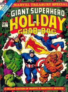Marvel Treasury Special (1974)