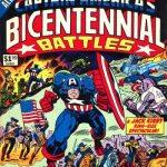 Marvel Treasury Special Featuring Captain America's Bicentennial Battles (1976) 1