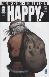 Happy! (2012) second printing