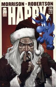 Happy! (2012) variant cover