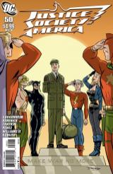 Justice Society of America (2007) 50 Variant