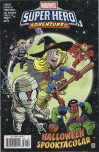 Marvel Super Hero Adventures Halloween Spooktacular 1