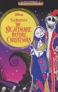 Tim Burton's The Nightmare Before Christmas Halloween ComicFest (2016)