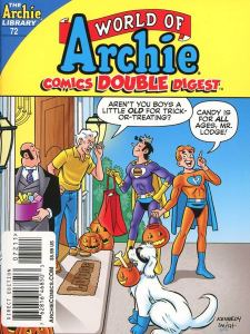 World of Archie Comics Double Digest 72