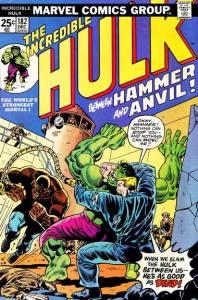Hulk (1968) 182