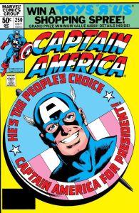 Captain America (1968) 250