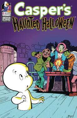 Casper's Haunted Halloween (2019) 1 Limited Edition
