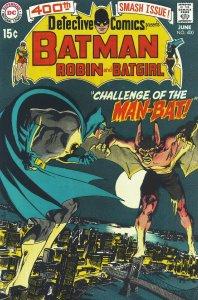 Detective Comics (1937) 400