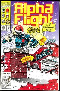 Alpha Flight (1983) 105