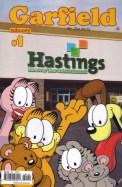 Garfield (2012) 1 (exclusive Hastings cover)