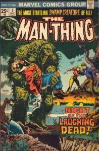 Man-Thing (1974) 5