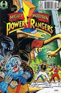 Mighty Morphin Power Rangers (1994) 1
