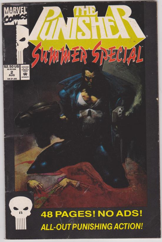 The Punisher Summer Special (1992) 2