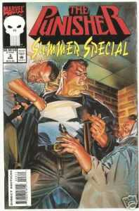 The Punisher Summer Special (1993) 3