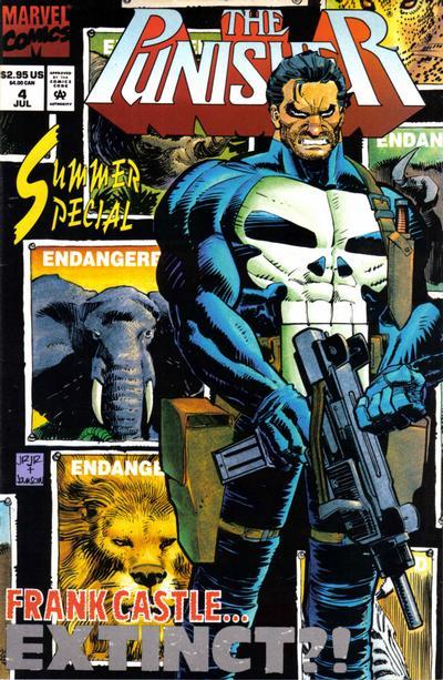 Punisher Summer Special (1994) 4