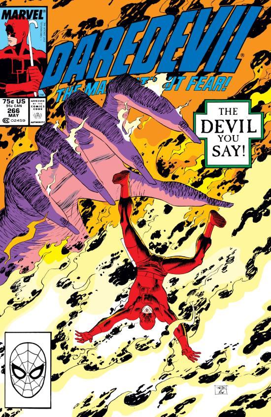 Daredevil (1964) 266