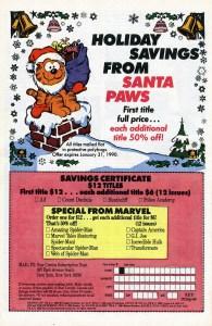 Holiday Savings From Santa Paws