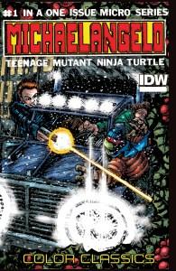Michelangelo Teenage Mutant Ninja Turtle (2013)