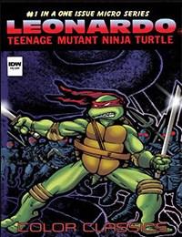 Leonardo Teenage Mutant Ninja Turtle (2013)