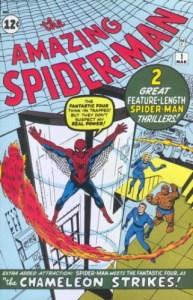 Amazing Spider-Man (1963) 1