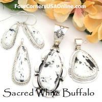 Dry Creek Turquoise | Sacred White Buffalo | White ...
