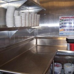 Corner Cabinets Kitchen Used Appliances Stainless & Custom Food Prep