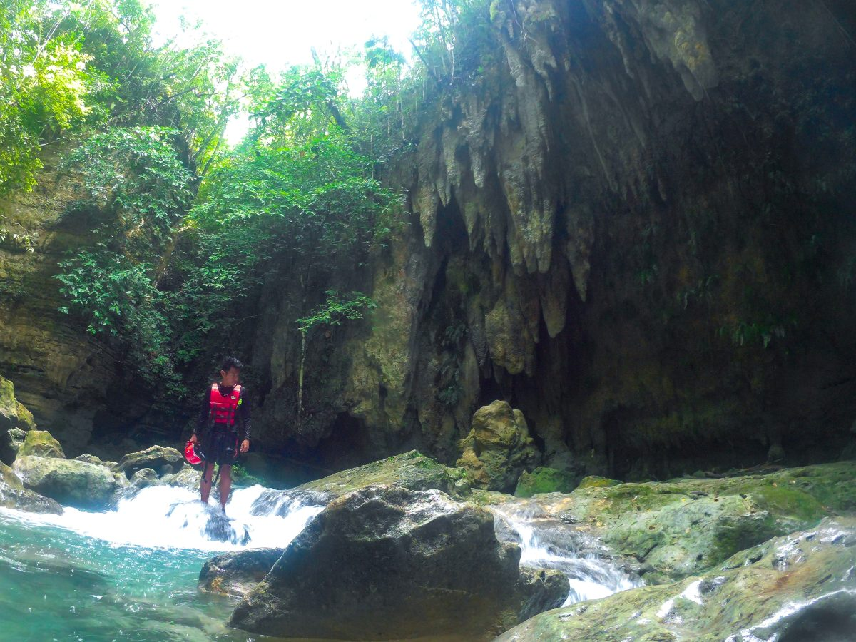 Badian Canyoneering Travel Guide: The Ultimate Adventure of the South