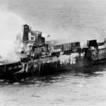 1982_05_25 Atlantic Conveyor Sinking