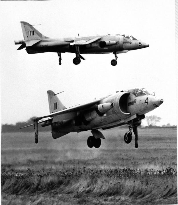 Duncan Simpson on Harrier's Heyday (1/6)