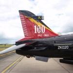 Hawk T2 ZK020 in Centenary Colour Scheme. Photo © David Thompson