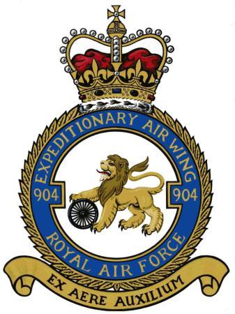 904 EAW Badge