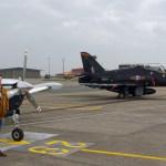 A36 (Pilot Parker C) & Hawk T2 (Pilot Parker R)