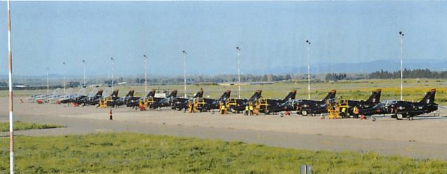 Deci Flight Line