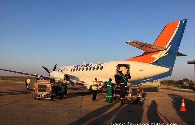 Proflight Zambia From Lusaka To Livingstone