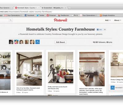 Hometalk Styles: Country farmhouse pinterest board