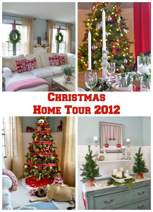 christmas home tour 2012