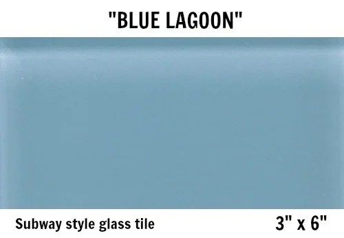 blue lagoon glass tile