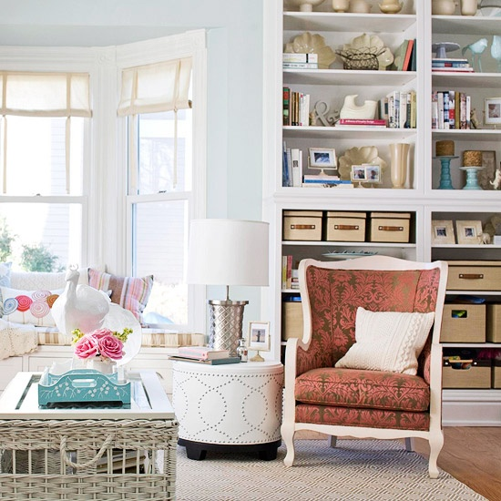 bookshelf color scheme + unity
