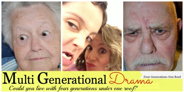 Our multigenerational family 2013 year in review