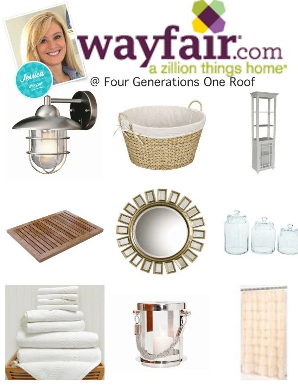 wayfair daily fair sales event four generations one roof