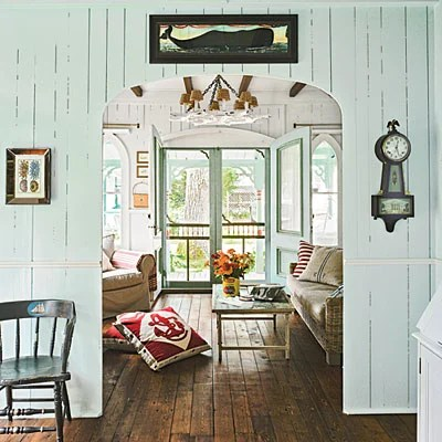 DIY decorating coastal style without the beach