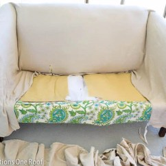 Reupholster Sofa In Leather Bed Craigslist Miami How To A Couch