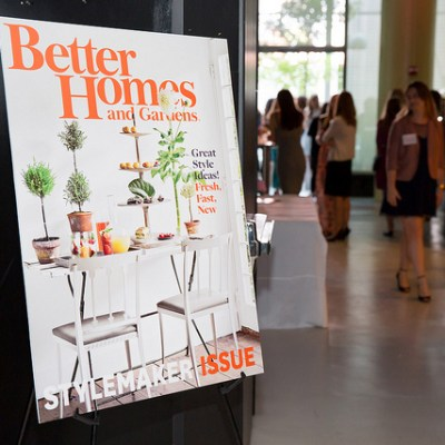 The NYC Better Homes and Gardens Stylemaker Event