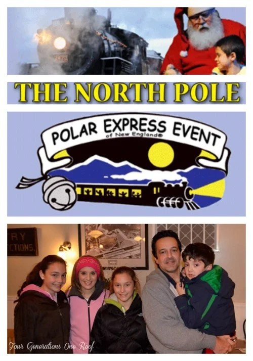 polar express event north conway nh