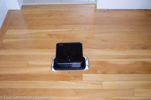 iRobot Braava that cleans my floors-4
